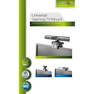 Venom Universal Gaming TV Mount für PS3/X360/Wii