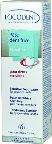 Logodent - PZN-0732944 - Dents - Pâte Dentifrice Sensitive / Dents Sensibles - 75 ml