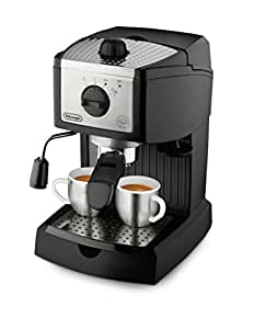De'Longhi EC155 1050-Watt Coffee Maker (Black)