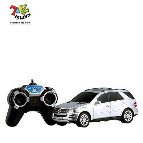 ToyzIsland Exclusive High Quality Mercedes-Benz Scale Model 1:24 Remote with Charger HIGH Speed
