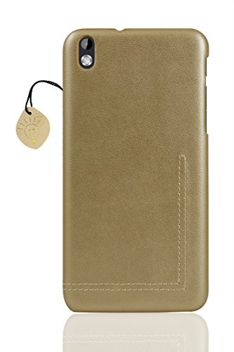 Parallel Universe Hand-Stitched Executive Leather Case for HTC Desire 816G