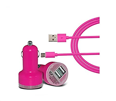 Excellent Accessories - Adaptateur mini USB 12V chargeur allume-cigare DC