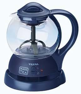 Tefal 91910 magic tea théière sans fil bleu