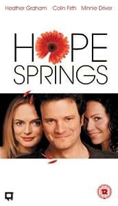Hope Springs [VHS] [2003]