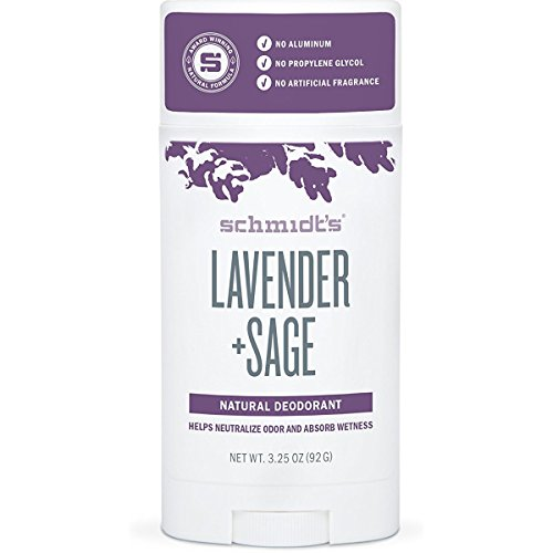Schmidt\'s Deodorant - Stick Lavender + Sage 2.65OZ (78ml)