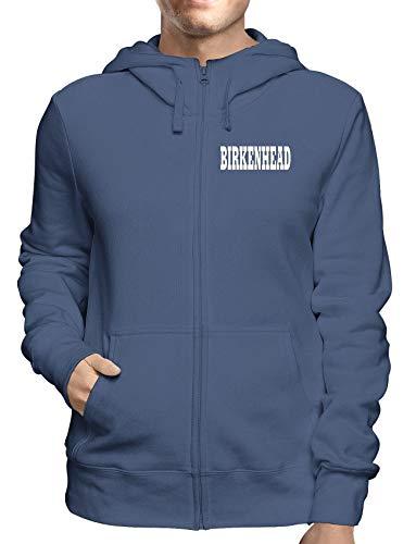 Sweatshirt Hoodie Zip Navy WC0768 Birkenhead