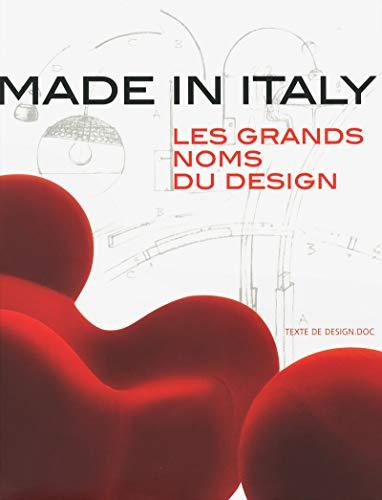 Made in Italy- Les grands noms du design par Valeria Manferto de fabianis