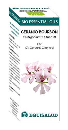 Equisalud Aceite Esencial Geranio Bourbon Bio - 10