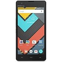 """Energy Sistem Phone Max 4G - Smartphone de 5"""" (4G LTE, IPS HD con antihuellas, Quad Core, 16 GB, Cámaras de 8 MPx y 5MPx, 1 GB de RAM, Dual Sim, Android 5.1) color negro"""