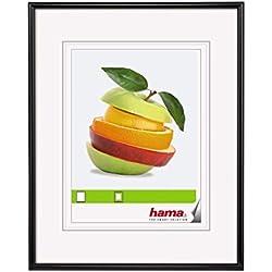 """Hama Cadre en plastique """"Sevilla"""", noir, 28 x 35 cm"""