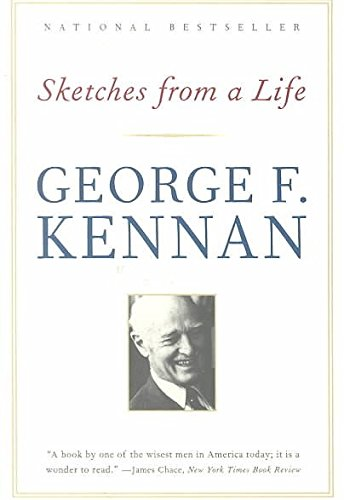 [Sketches from a Life] (By: George F. Kennan) [published: November, 2000]