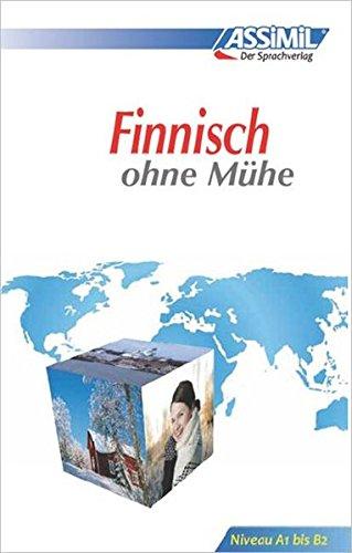 Assimil. Finnisch ohne Mühe. Lehrbuch mit 100 Lektionen, 145 Übungen + Lösungen