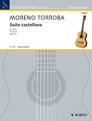 Suite Castellana: Guitar Solo