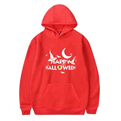 Jean Muster Kostüm Grey - Setsail Paares Halloween Mode Druck Party Langarm Hoodie Sweatshirt Lässiges Tops Bequemes Festliches Kostüm Partykleidung Persönlichkeit Sweatshirt Straßenkleidung