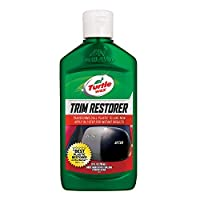 Turtle Wax 50601 Trim Restorer Car Polish