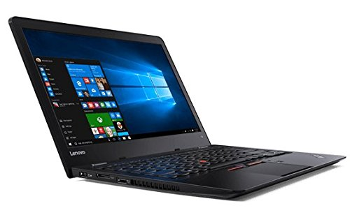 Lenovo 20J10015 ThinkPad 13 G2 Chromebook (Intel Core i7, 256GB Festplatte, 8GB RAM, Win 10, 33,78 cm (13,3 Zoll)) schwarz