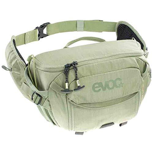 EVOC Sports Capture 7l Photo Hip Pack, Heather Light Olive, One Size