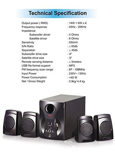 10 Best Oshaan PC Speakers in India | Amazon | Flipkart [August 2019]