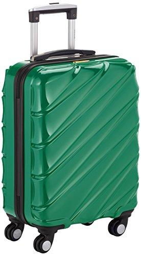 Shaik 7203081 Trolley Koffer, Gr. M, grün