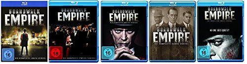 Staffel 1-5 [Blu-ray]