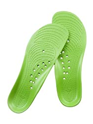 BackJoy StandRight Comfort Soles Men (M9-M12, Lime Green)