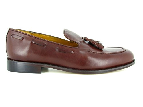 Stradford Mocassin Cuir Marron Twenty-Five Marron