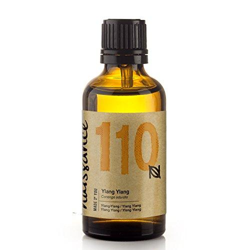 Naissance Olio di Ylang Ylang - Olio Essenziale Puro al 100%, Vegano, senza OGM - 50ml