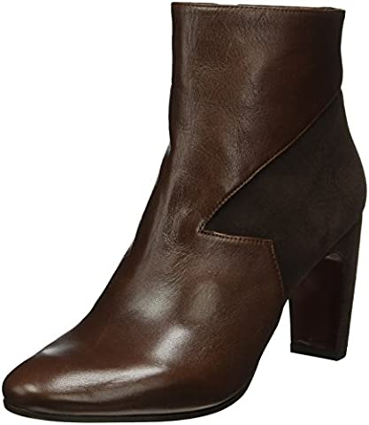 Chie Mihara flint, Women's Kalt Lined Short Boots and Ankle Boots, Brown - Braun (Tequila testa-ante testa), 8 UK (41