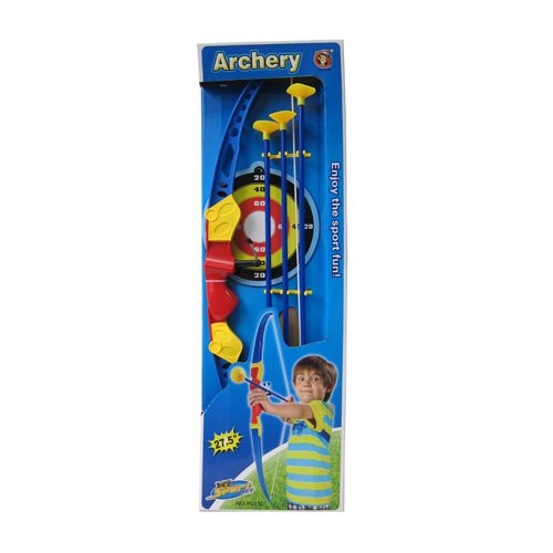 JUGUETES MX0040555 - ARCO Y LA FLECHA