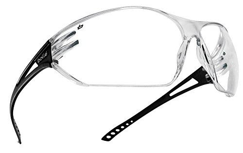 Schutzbrille SLAM mit Brillenband von Bollé Safety, klar beschlagfrei