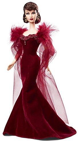 """Barbie Mattel BCP72 - """"Lo que el viento se llevó"""" edición 75 años ("""