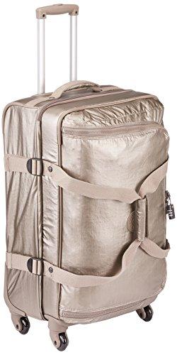 Kipling - CYRAH M - 71 Litri - Trolley - Metallic Pewter - (Dorato)