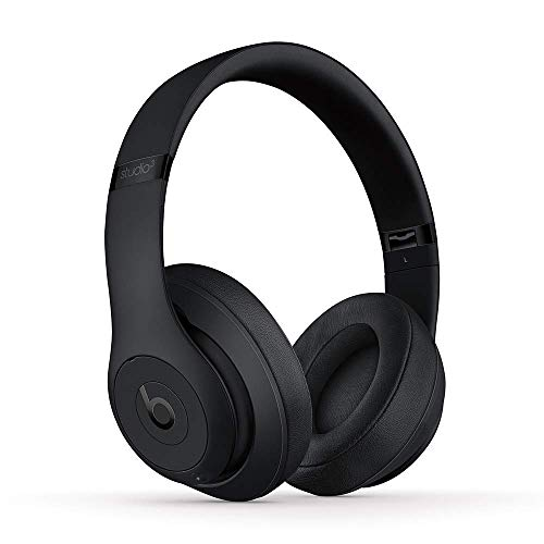 Beats Studio 3 Wireless Over‑Ear Kopfhörer, mattschwarz