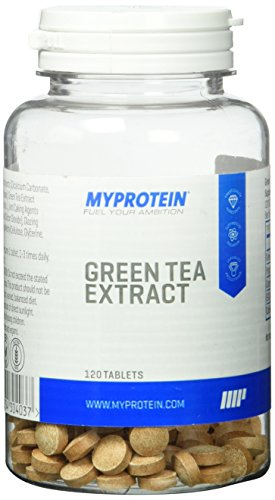 Myprotein Green Tea Extract- 120 Tabletten, 1er Pack (1 x 12 g)