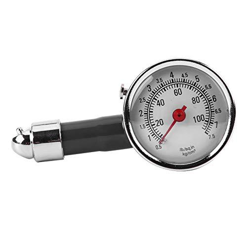 Digital Reifendruckmesser Universal Autoreifen Reifendruckprüfgerät Tester Diagnosewerkzeug Reifendruckprüfer