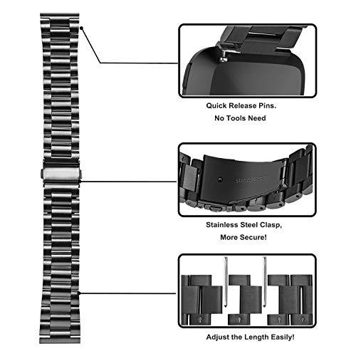 Zoom IMG-2 trumirr compatibile con fitbit versa