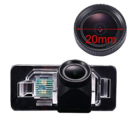Wasserdicht-Rckfahrkamera-Kennzeichenleuchte-Kamera-Auto-Nachtsicht-Einparkhilfe-Rckfahrsystem-fr-BWM-315-SeriesX5X6E53-AnnoMini-Cooper-S-R56