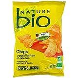 Nature bio chips nature 125g (Prix Par Unité) Envoi Rapide Et Soignée