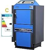 ATMOS Kohlevergaser KC25S 26 kW Kohlevergaserkessel Heizkessel Allesfresser