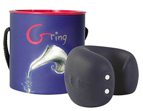 G-Vibe Gring - Finger Vibe - ozean blau, 1 Stück