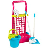 ColorBaby -  Carrito limpieza, 55 cm My Home Colors (43282)
