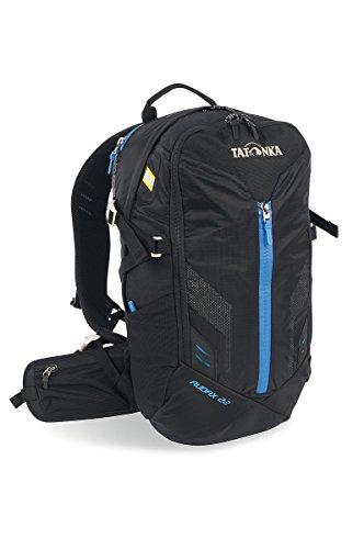 Tatonka Herren Rucksack Audax black, 45 x 24 x 14 cm, 22 Liter -