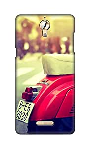 SWAG my CASE Printed Back Cover for Coolpad Mega 2.5D