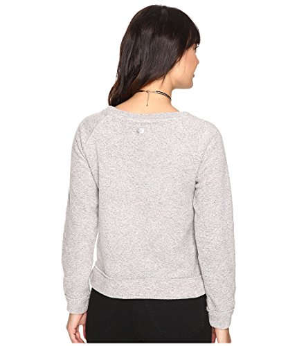 ONLY Sweat Femme Sweat-shirt Gris