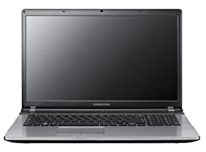 "Samsung Série 5 NP550P7C-T03FR Ordinateur Portable 17,3"" (43,9 cm) Intel Core i7 3610QM 1 To 8192 Mo Windows 7 Nvidia GT 630M"