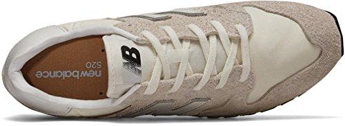 New Balance U520v1, Sneaker Unisexe - Sel De Mer / Angora Adulte