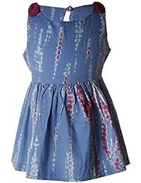 Gron Stockholm Girls Cotton Dress