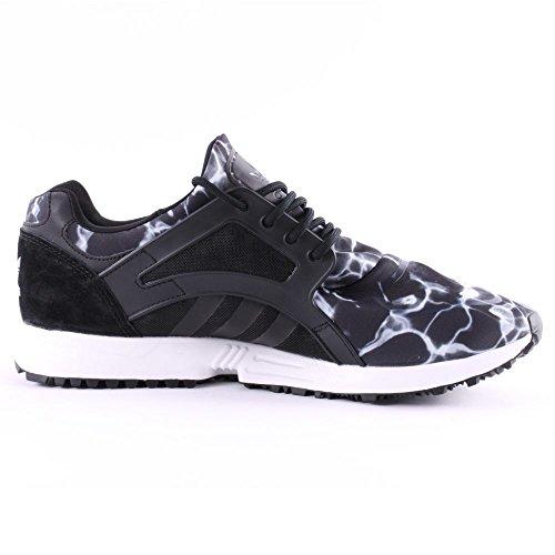 Corrida Preto Sapatos Branco M19693 De Dos Adidas Homens YRtwq