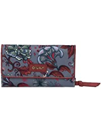 Oilily Sea of Flowers L Wallet Rock
