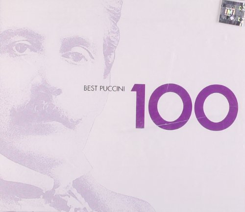 Best Puccini 100 [Import anglais]